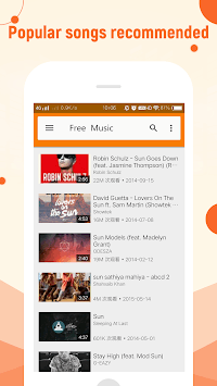 Music Download - Free Music Mp3 Downloader Song APK screenshot 1