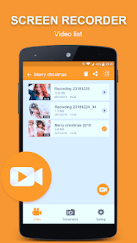 Screen Recorder APK screenshot 1
