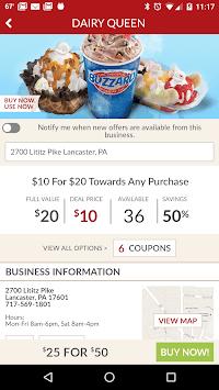 Local Flavor - Deals & Coupons APK screenshot 1