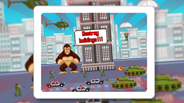 Tower Kong or King Kong's Skyscraper APK screenshot 1