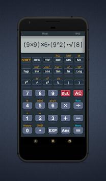Stellar Scientific Calculator APK screenshot 1