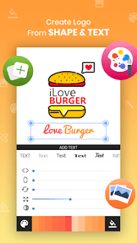 Logo Maker 2018 & Logo 3D Pro:Logo Designer Free APK screenshot 1
