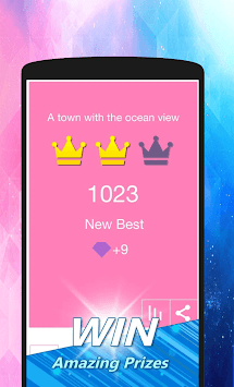 LOL Piano tiles surprise Dolls APK screenshot 1