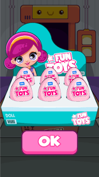 LOL Dolls: Surprise Egg Toys Fashion Collection APK screenshot 1