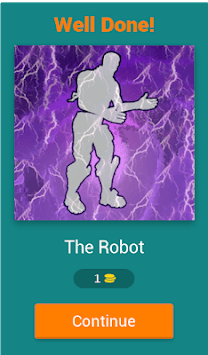 Battle Royale Emote Dance Quiz APK screenshot 1