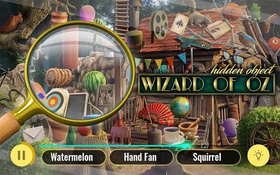 Escape from Oz: Wizard Adventures APK screenshot 1