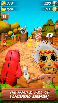 Lost Temple Runner APK screenshot 1