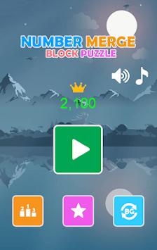 Number Merge APK screenshot 1