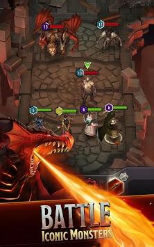 Warriors of Waterdeep APK screenshot 1