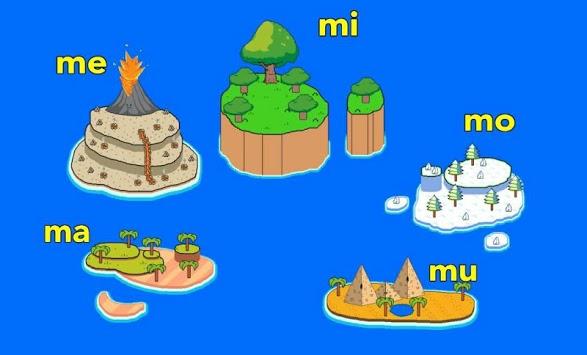 El Mono Silabo Juega APK screenshot 1