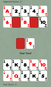 Trash Card Game APK screenshot 1