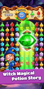 Witch Magical Potion APK screenshot 1