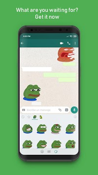 Memes stickers pack APK screenshot 1