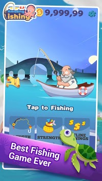 Amazing Fishing APK screenshot 1