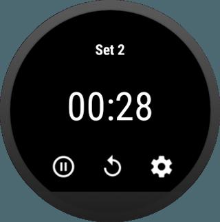 Sets Timer APK screenshot 1