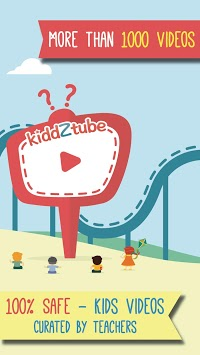 Safe Videos and Songs for Youtube   kiddZtube APK screenshot 1