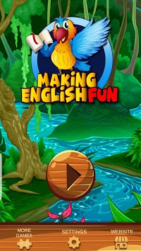 Slide 'N' Spell Word and Phonics Games - Free! APK screenshot 1