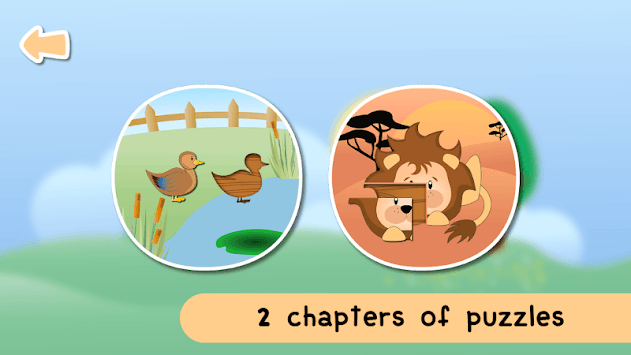 Animals World - puzzle for toddlers APK screenshot 1