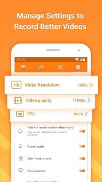 DU Recorder - Screen Recorder APK screenshot 1