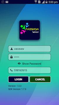Marhabavoice APK screenshot 1