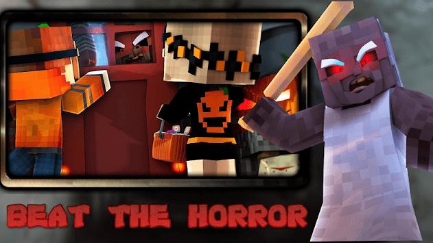 Granny Craft - Horror House 3D APK screenshot 1