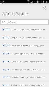 Minnesota Academic Standards APK screenshot 1