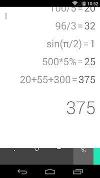 Calculator L APK screenshot 1