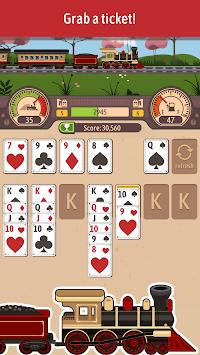 Solitaire Express APK screenshot 1
