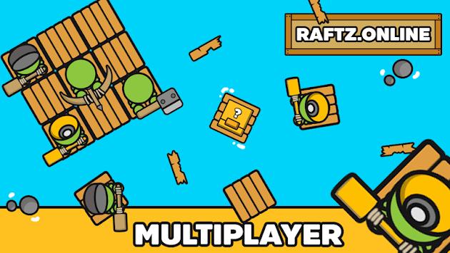 Raftz.online APK screenshot 1