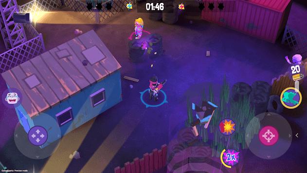 Zombie Paradise - Mad Brains APK screenshot 1