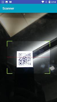 Free QR & BarCode Scanner APK screenshot 1