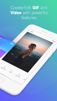 GIF Maker, GIF Editor, Video Maker, Video to GIF APK screenshot 1