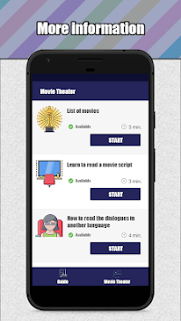 Free Movies And Series In English APK screenshot 1