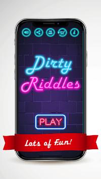 Dirty Riddles - What am I? APK screenshot 1