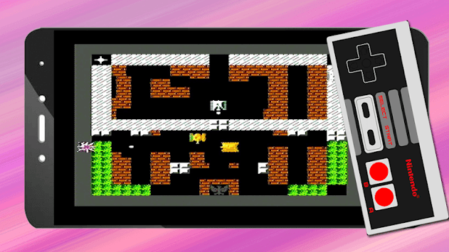 Mega NES - Games Emulator APK screenshot 1