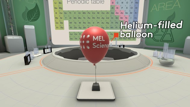 MEL Chemistry VR Lessons APK screenshot 1