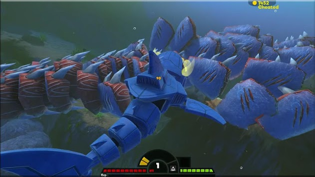 Feed the fish - and grow APK screenshot 1