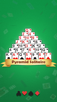 Pyramid Solitaire APK screenshot 1