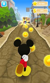 Mickey Subway Run 3D APK screenshot 1