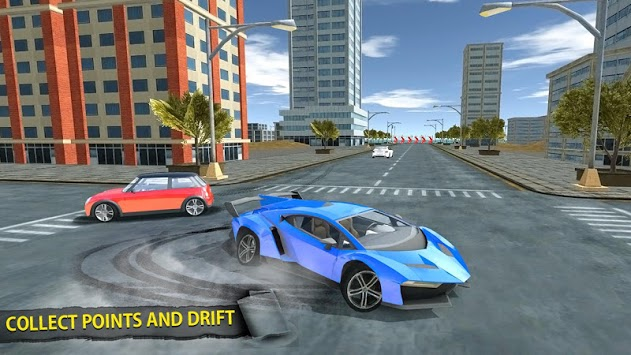 Car Driving Simulator APK screenshot 1