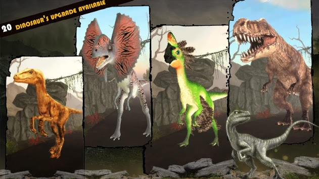 Dinosaur Games Simulator 2019 APK screenshot 1