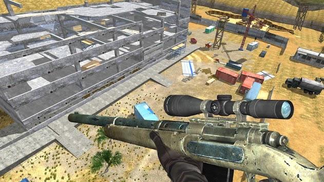 SWAT Sniper 3D 2019: Free Shooting Game APK screenshot 1