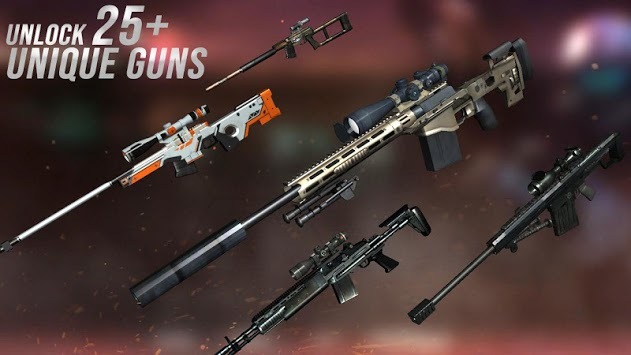 SWAT Sniper 3D 2019: Free Shooting Game APK screenshot 1