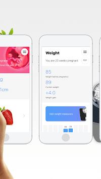 Pregnancy — Tracker & Calendar APK screenshot 1