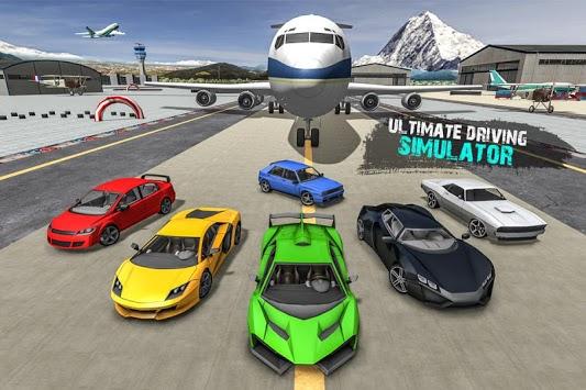 New Car Driving Simulator 2018 – Real Drift APK screenshot 1