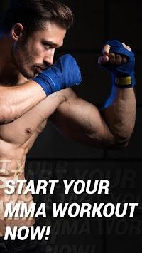 MMA Spartan System Gym Workouts & Exercises Free APK screenshot 1