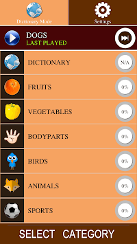 Word Search Word APK screenshot 1