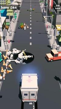 Ambulance Road APK screenshot 1