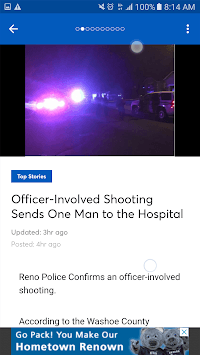 KTVN Channel 2 News APK screenshot 1