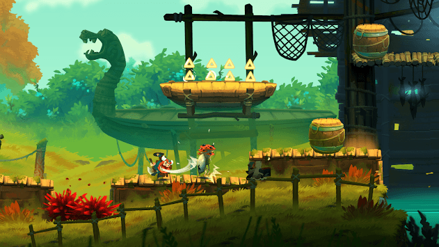 Oddmar APK screenshot 1